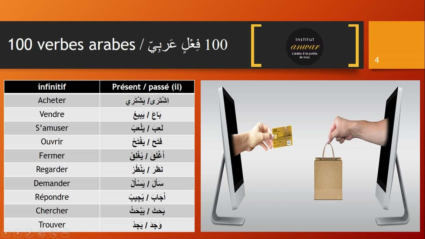 vocabulaire arabe pdf