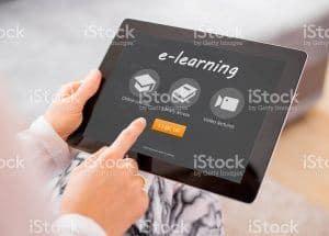 plateforme e-learning arabe
